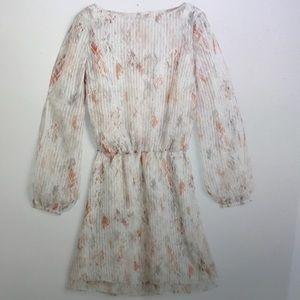 Split sleeve dress WHBM